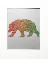 Spring Bear Print