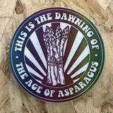 Age of Asparagus Sticker
