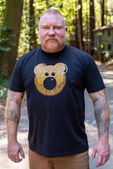Beardy Bear Pumpkin Face 2