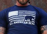 All American Bear Navy