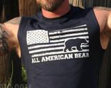 All American Bear Sleeveless (sale)