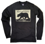 GRISLIBAR Black Long Sleeve