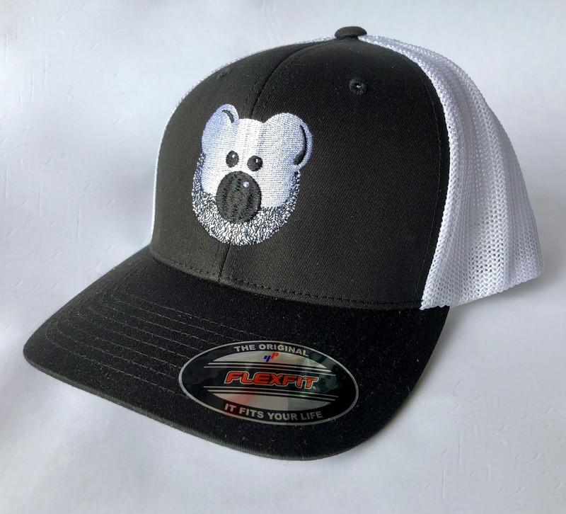 Beardy Bear Trucker Cap 3
