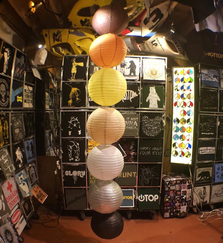 Bear Pride Paper Lantern Sets