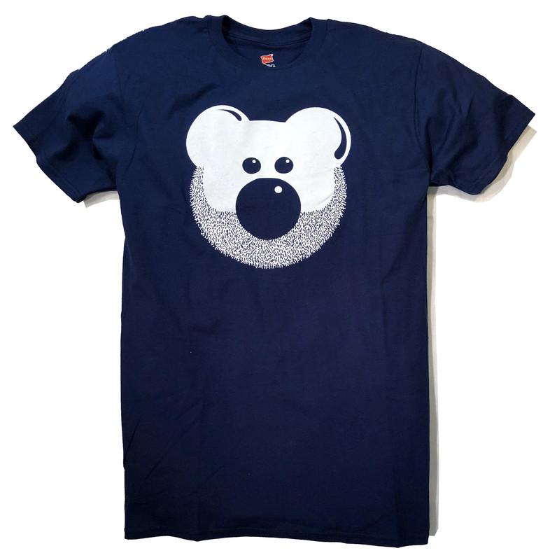 BEARDY BEAR WHITE