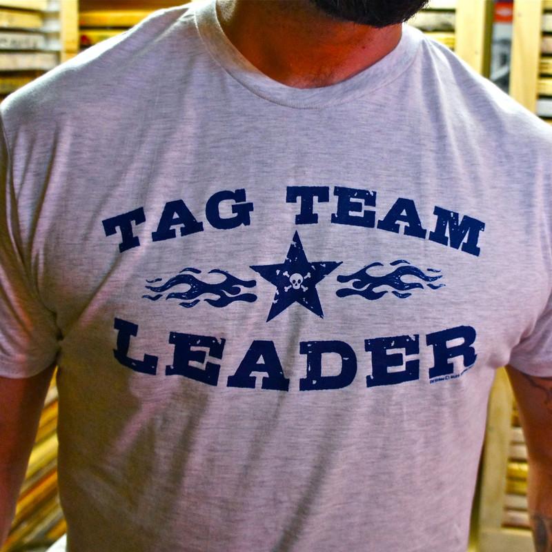 TAG TEAM LEADER 2