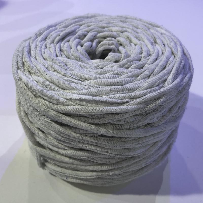 home textile yarn Upcycled Yarn Cotton Yarn yarn basket yarn bag yarn Recyled Fabric yarn crochet yarn Royal Blue T-shirt Yarn