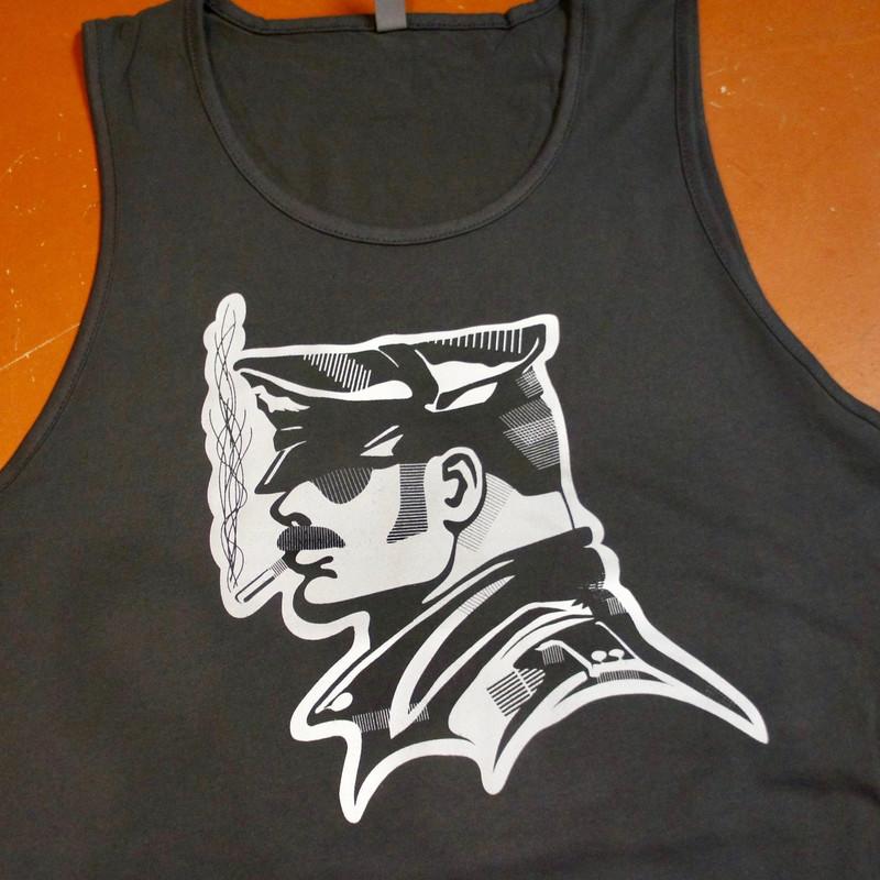 Leather Man Tank