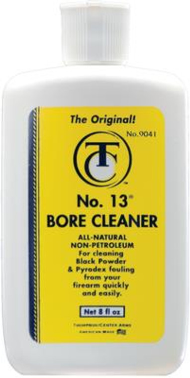 Number 13 Plus Bore Cleaner 8 Ounce - 090161004290