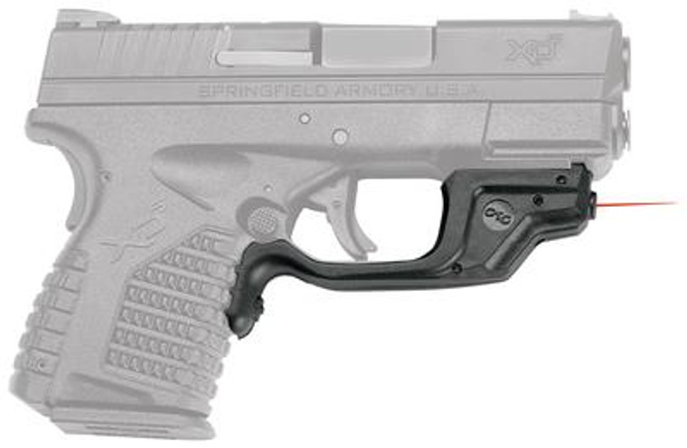 Laserguard Series For Springfield Armory XDS 9mm/.45ACP Red Laser - 610242004638