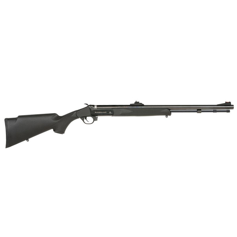 Traditions R72003540 Buckstalker .50 Black/Blued Muzzleloader - 040589021508