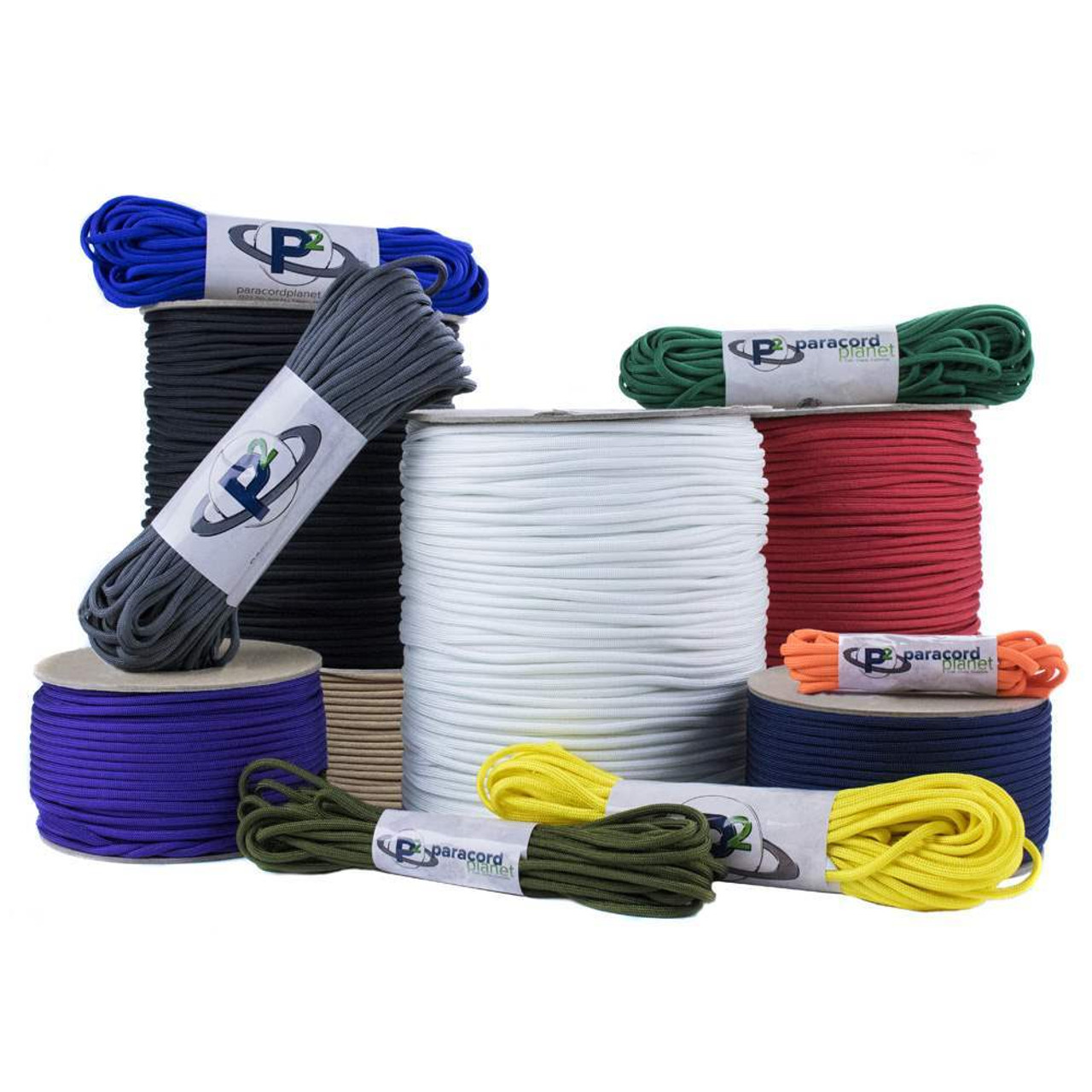 """Multiple Use Cord with Versatility Various Color Options 25 Feet in Length with a 1//4/"""" Diameter Shock Cord"""