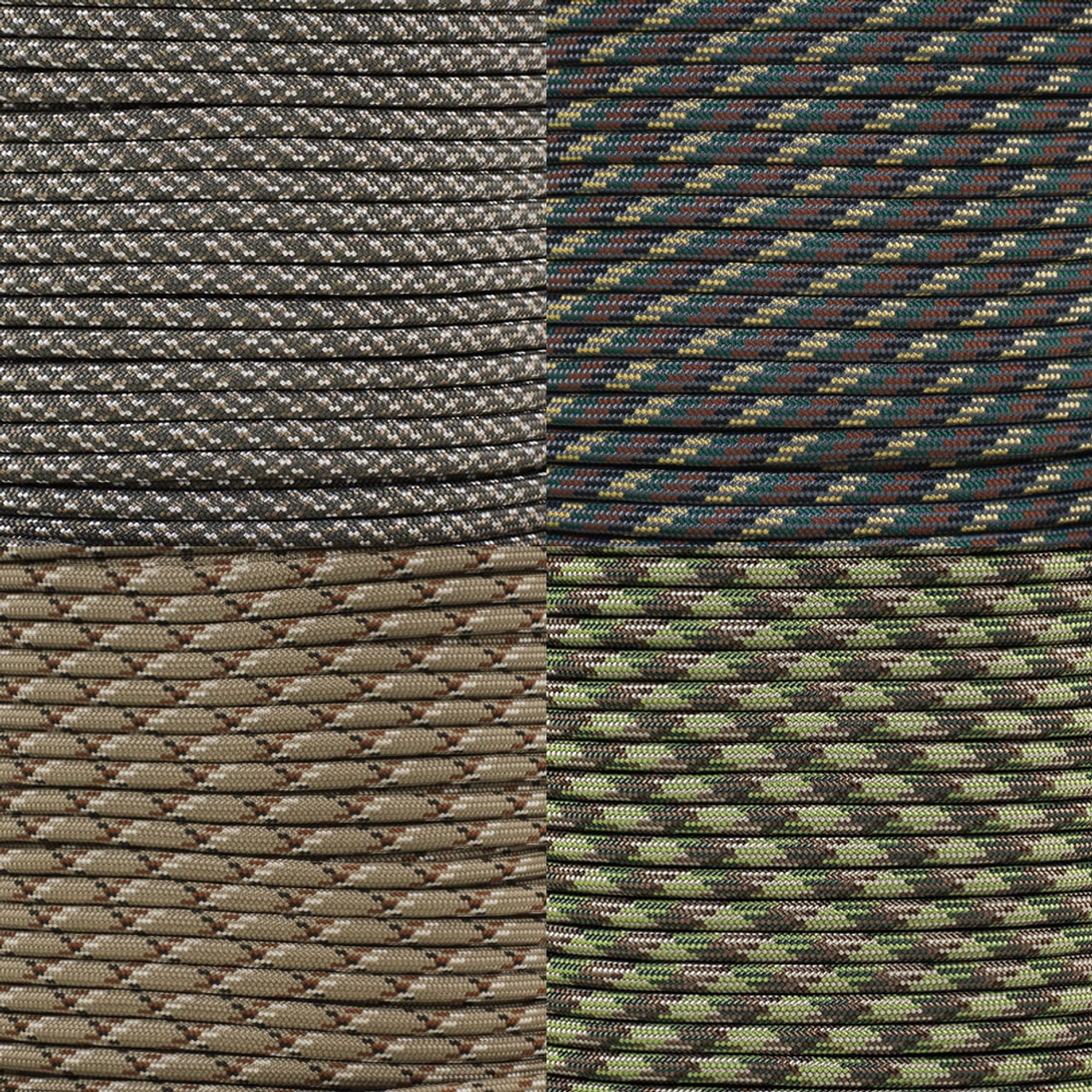 5//16 Inch Paramax Paracord 25 Available in Lengths of 10 PARACORD PLANET 750 Paracord and 1//4 Inch 50 or 100