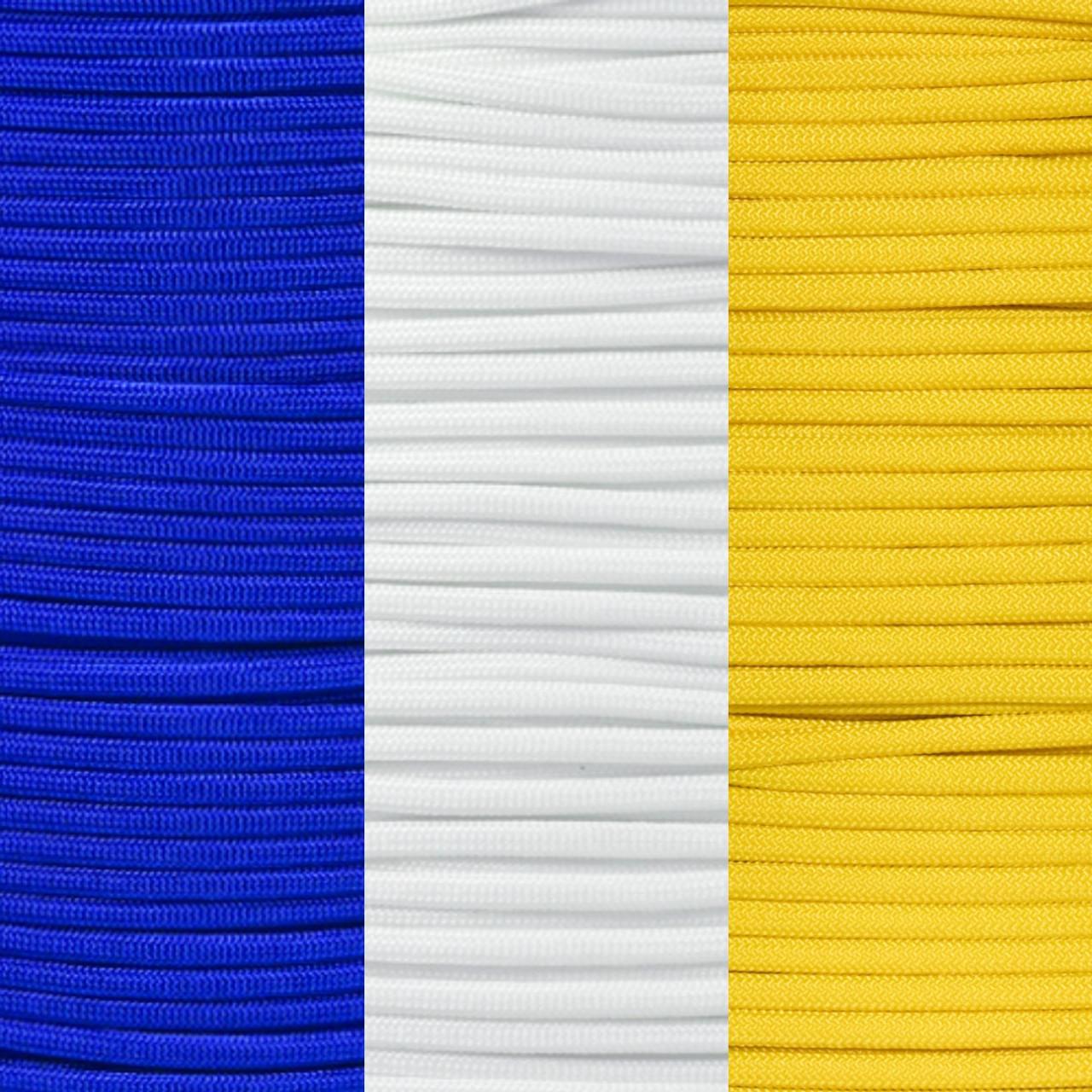 lowest price 642d9 4dbcc Los Angeles Rams Fan Colors Paracord Kits