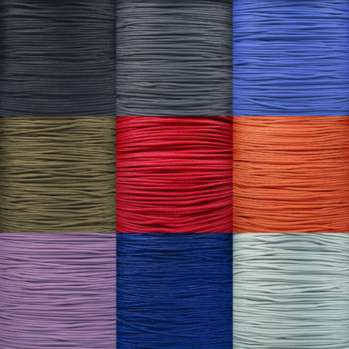 750 Paracord Neon Acid Purple 100 FT USA MADE /& SELLER same day shipping
