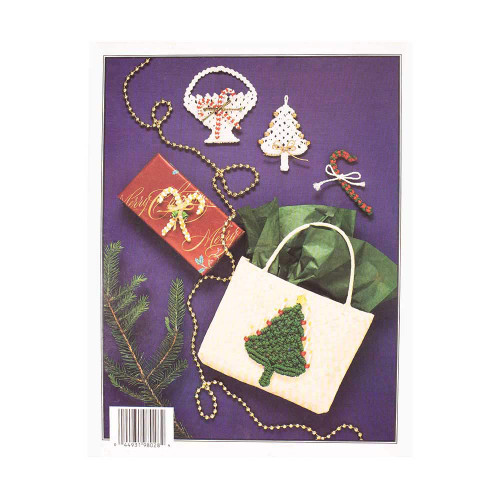 A Macrame Christmas Diy Crafting Book