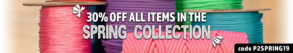 Take 30% off all products in our Spring Collection!