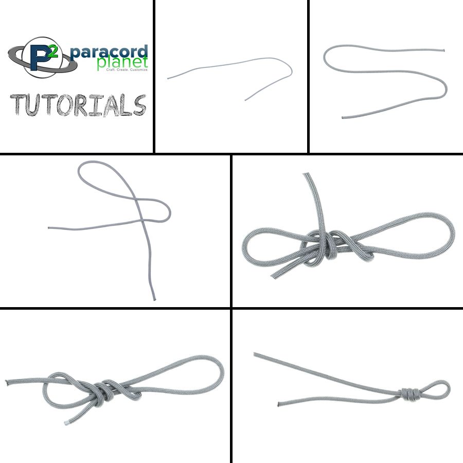 Adjustable Paracord Knot