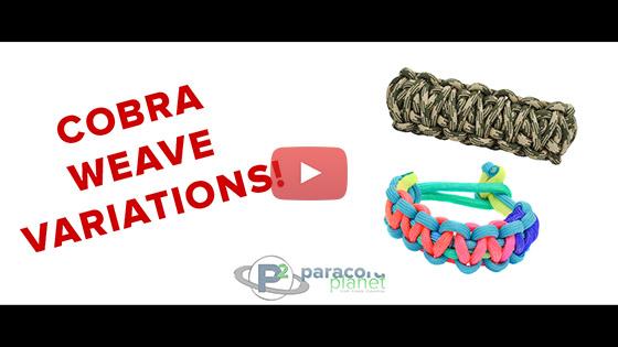 Cobra Weave Variations