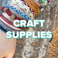 Take 25% off Craft Supplies using code: SCHOOL25