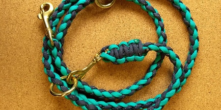Paracord Leash Tutorial