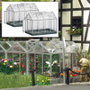 BUSCH 1400 Greenhouses 00/HO Model Kit