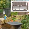 BUSCH 6006 Picket Fence 00/HO Gauge Model Kit