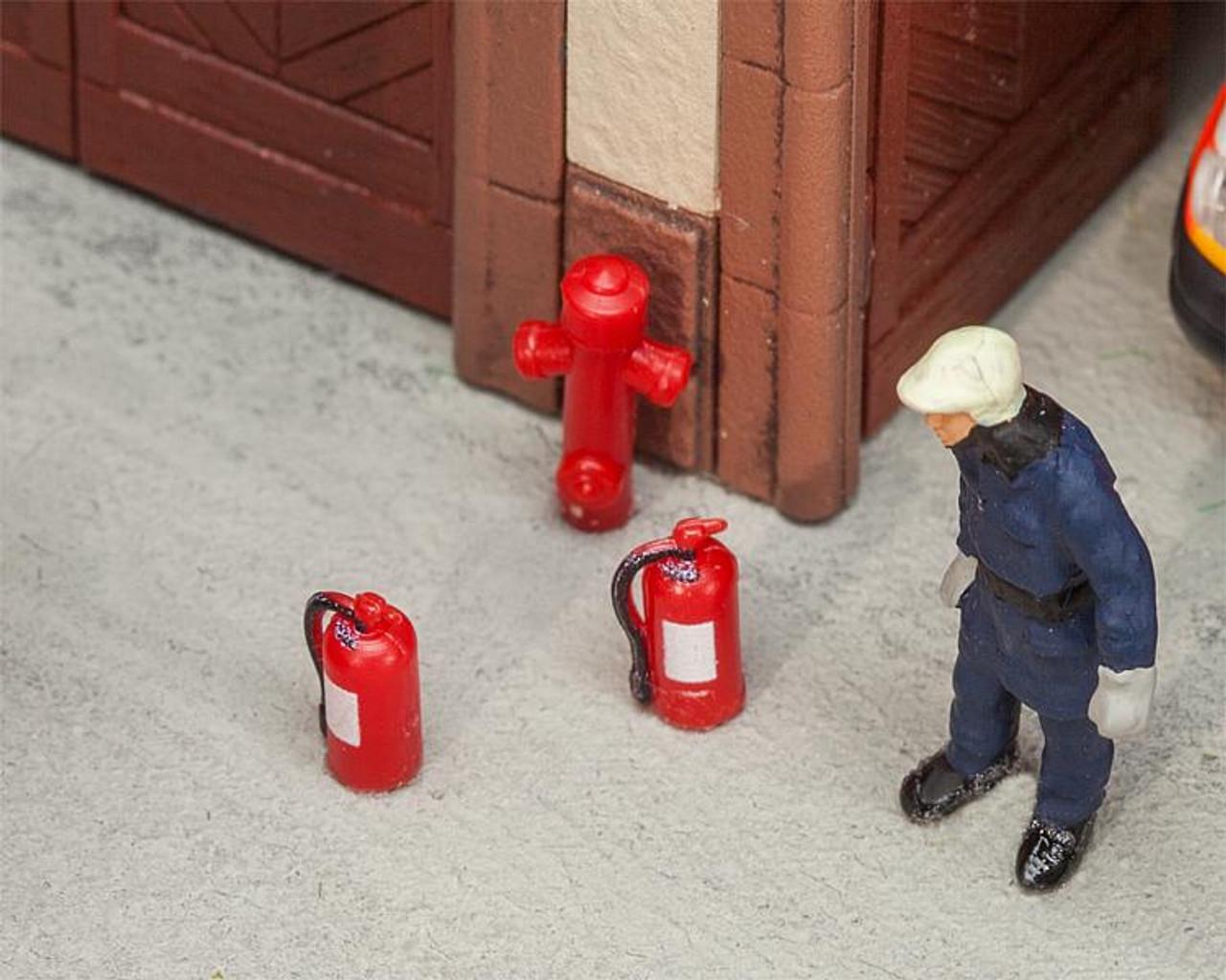 FALLER 180912 bornes d/'incendie 10 pièces