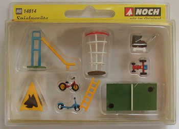 NOCH 14814 Playground Accessories 00/HO