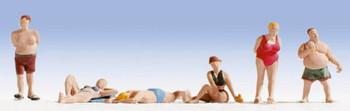 NOCH 15841 Sunbathers 'HO'