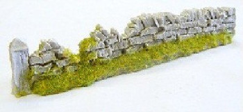 JAVIS - Damaged Roadside Dry Stone Wall '00'