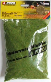 NOCH 50210 Static Grass 2.5mm Spring Meadow 100g