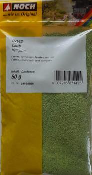 NOCH 07142 Leaves - Light Green 50g