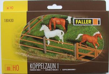 FALLER 180430 Paddock Fence 00/HO