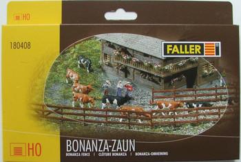 FALLER 180408 Bonanza Fence 00/HO