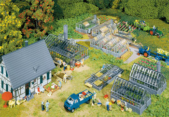 FALLER 130253 Garden Centre 00/HO