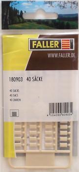 FALLER 180903 Sacks x 40 00/HO