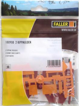 FALLER 180908 Skips (2) OO/HO Plastic Model Kit