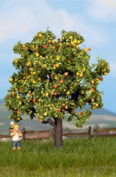 NOCH 21560 Apple Tree With Fruit 7.5cm 00/HO/N