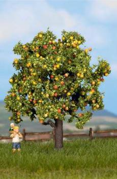 NOCH 21560 Apple Tree With Fruit 7.5cm 00/HO/N