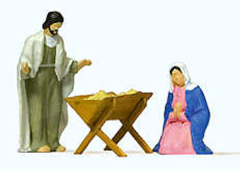 PREISER 29091 The Holy Family 00/HO