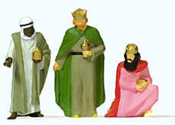 PREISER 29092 The Three Wise Men 00/HO