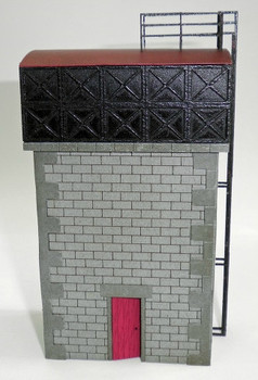 ANCORTON MODELS - Water Tower (Laser Cut Kit) '00'