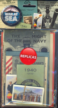 Replica Pack - War At Sea