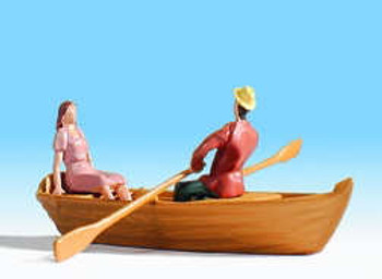 NOCH 16800 Rowing Boat 00/HO
