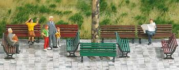 BUSCH 1149 Park Benches 00/HO