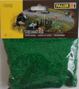 FALLER 170703 Coarse Scatter - Forest Green 30g