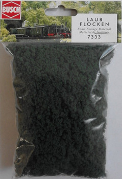 BUSCH 7333 Coarse Foam Foliage - Dark Green 500ml
