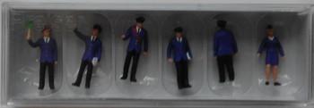 Preiser Model Figures