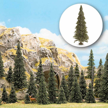 BUSCH 6476 Fir Trees With Roots (20)  00/HO